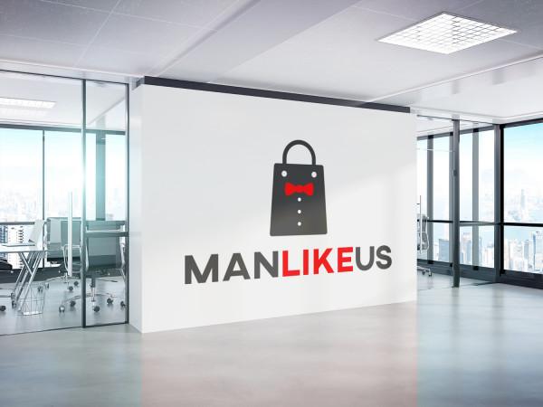 Sample branding #3 for Manlikeus