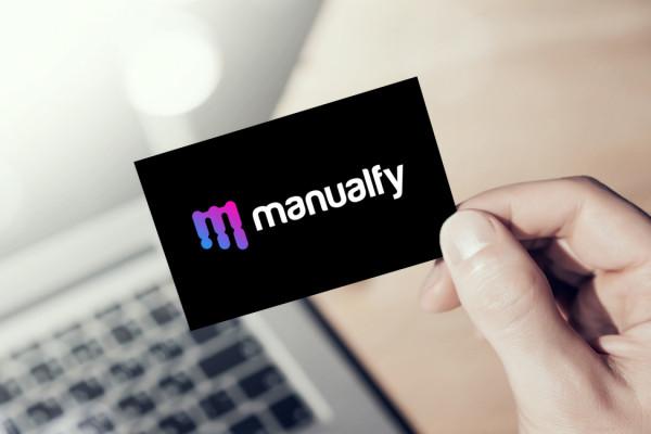 Sample branding #3 for Manualfy
