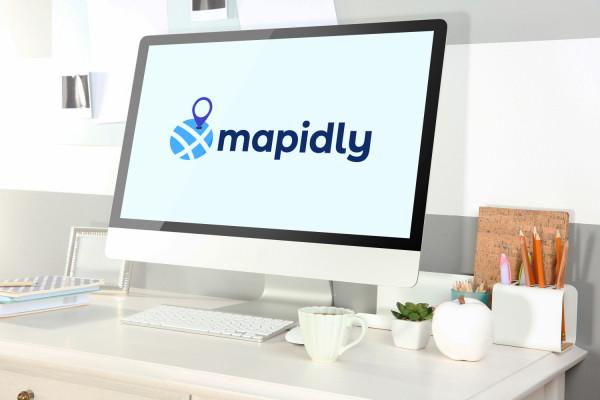 Sample branding #2 for Mapidly