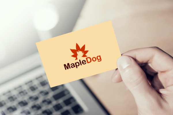 Sample branding #2 for Mapledog