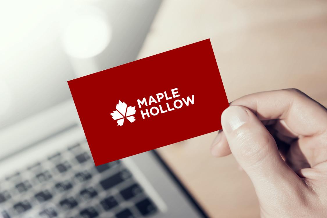Sample branding #3 for Maplehollow