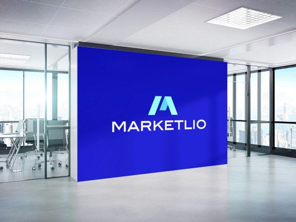 Sample branding #1 for Marketlio