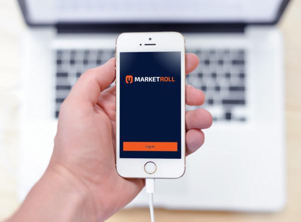 Sample branding #3 for Marketroll