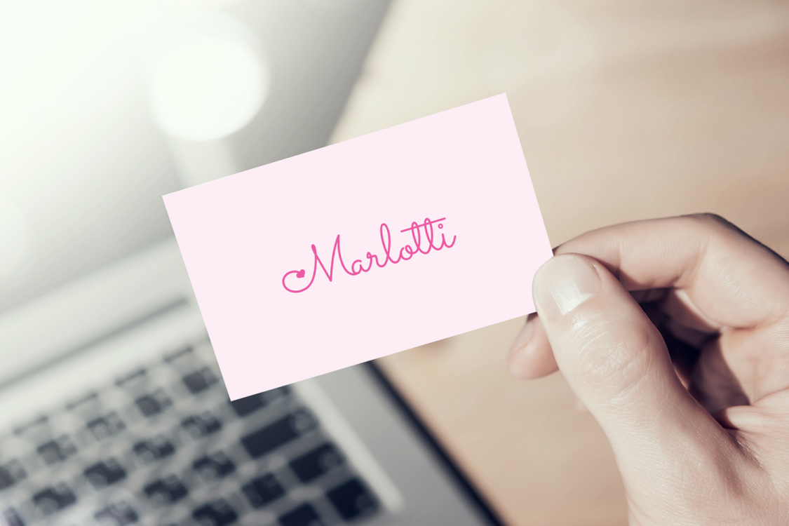 Sample branding #2 for Marlotti