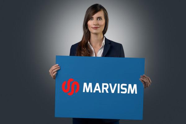 Sample branding #1 for Marvism