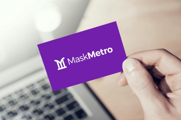 Sample branding #1 for Maskmetro