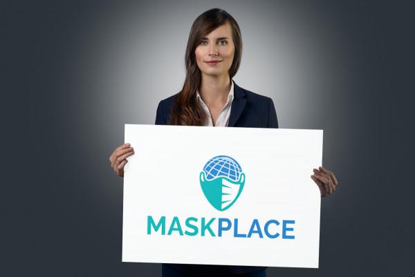 Sample branding #1 for Maskplace