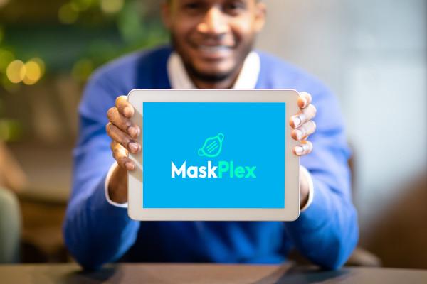 Sample branding #1 for Maskplex