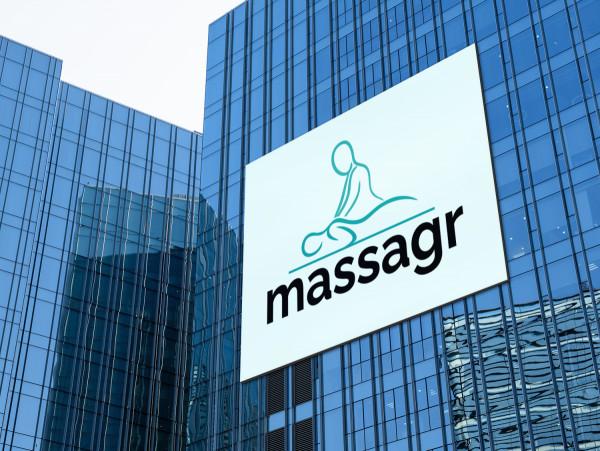 Sample branding #2 for Massagr