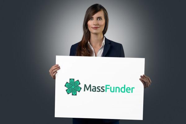 Sample branding #2 for Massfunder