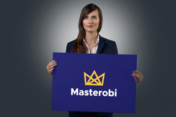 Sample branding #3 for Masterobi