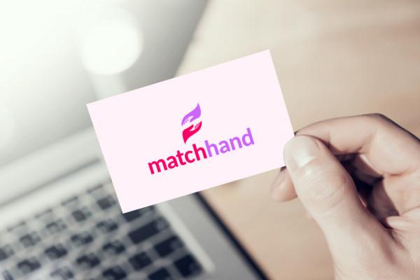 Sample branding #3 for Matchhand