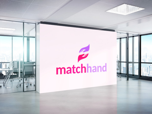 Sample branding #1 for Matchhand