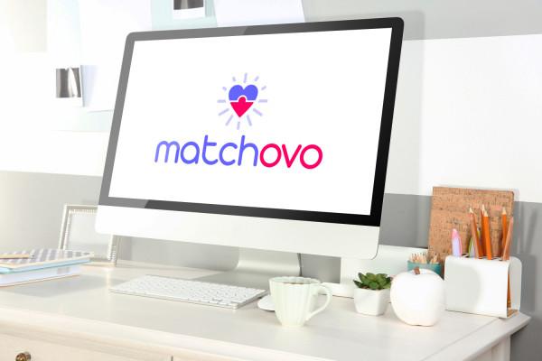 Sample branding #2 for Matchovo