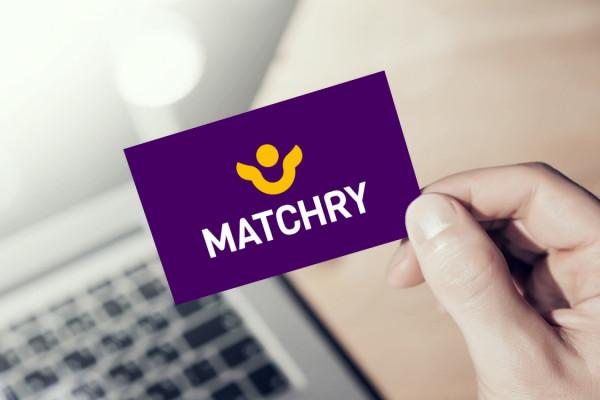 Sample branding #1 for Matchry