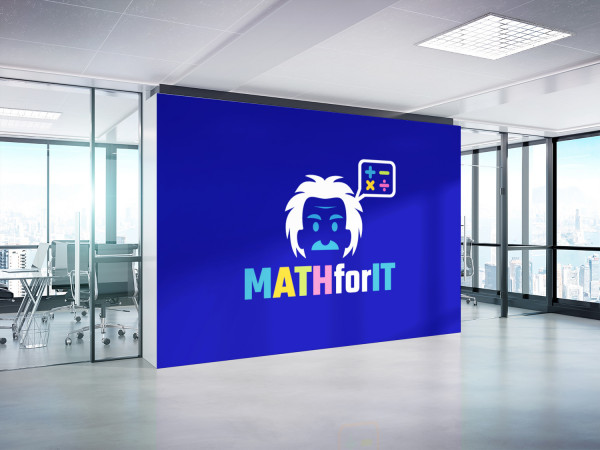 Sample branding #3 for Mathforit