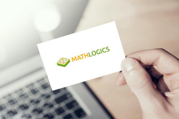 Sample branding #1 for Mathlogics