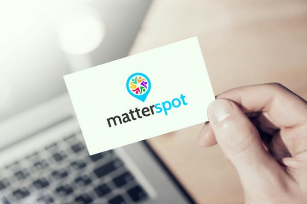 Sample branding #3 for Matterspot