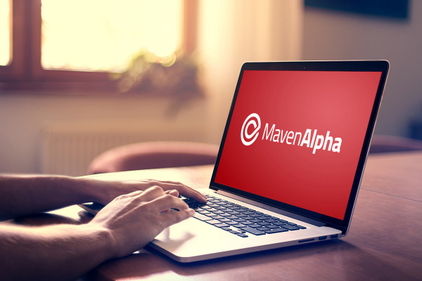 Sample branding #2 for Mavenalpha