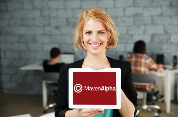 Sample branding #1 for Mavenalpha