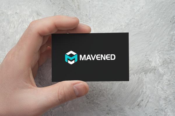 Sample branding #2 for Mavened