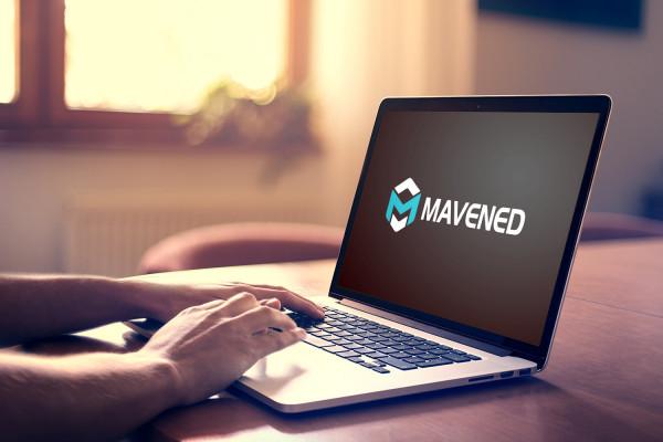 Sample branding #1 for Mavened