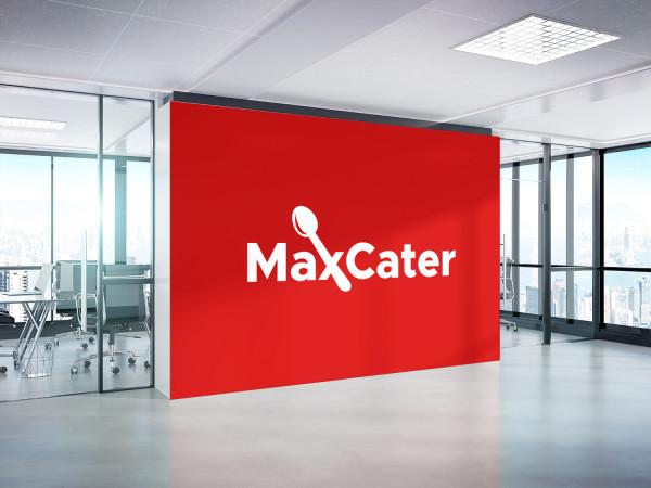 Sample branding #3 for Maxcater