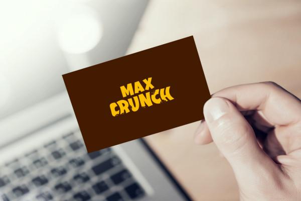 Sample branding #1 for Maxcrunch