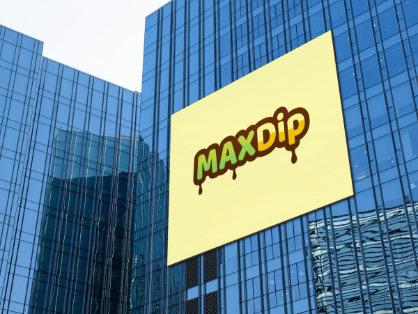 Sample branding #2 for Maxdip