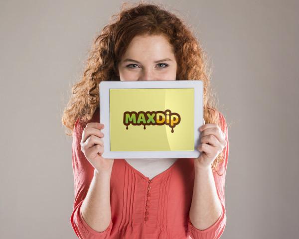 Sample branding #1 for Maxdip