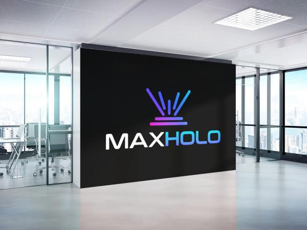 Sample branding #2 for Maxholo