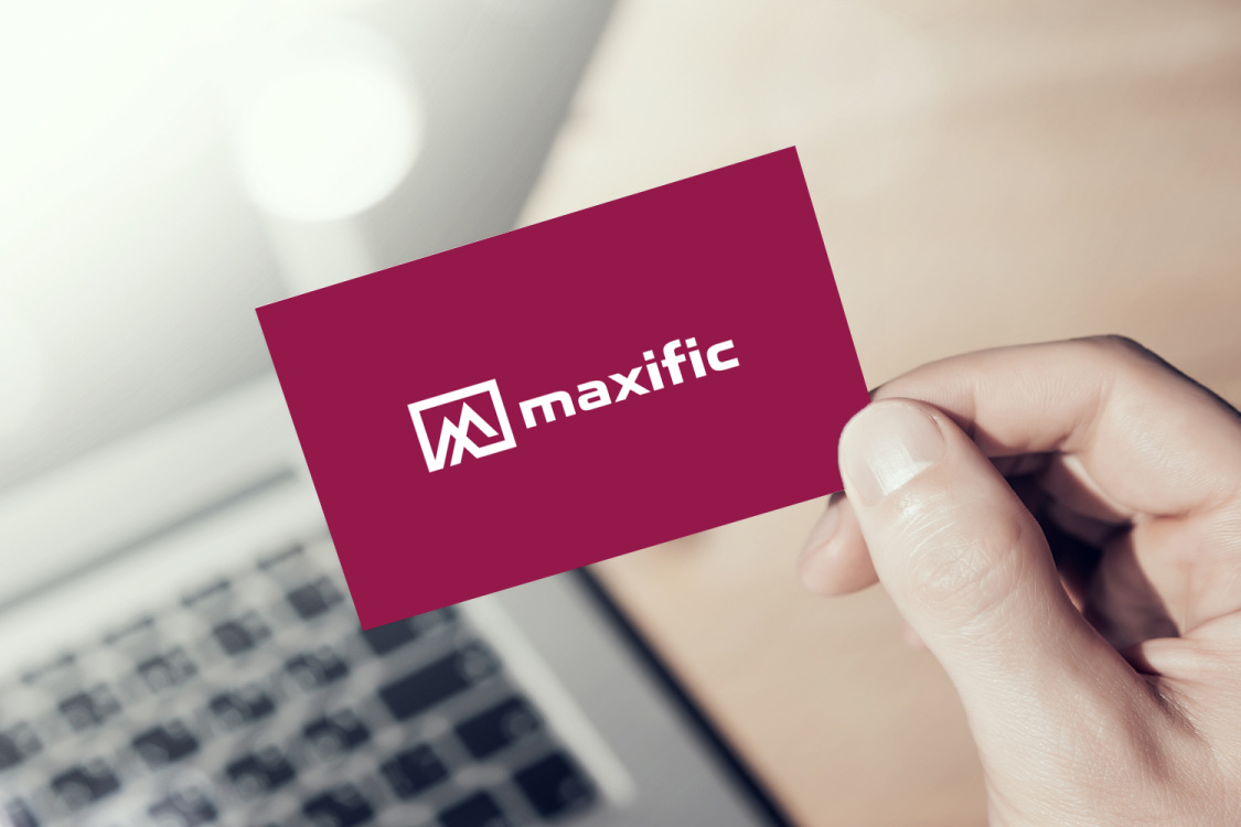 Sample branding #3 for Maxific