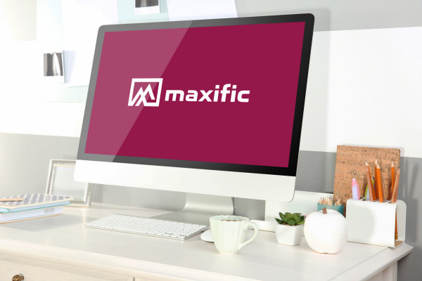 Sample branding #2 for Maxific