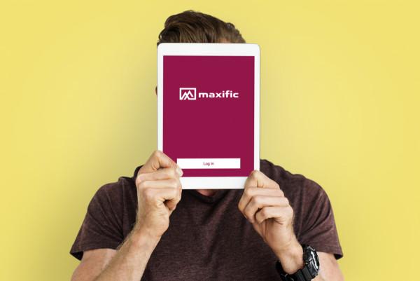 Sample branding #1 for Maxific