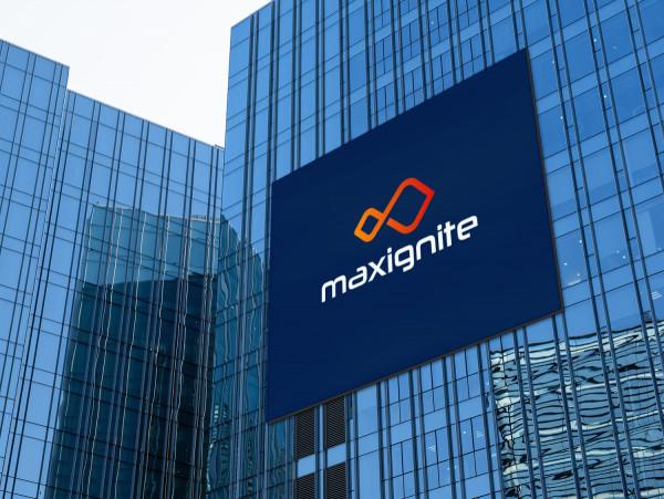 Sample branding #2 for Maxignite