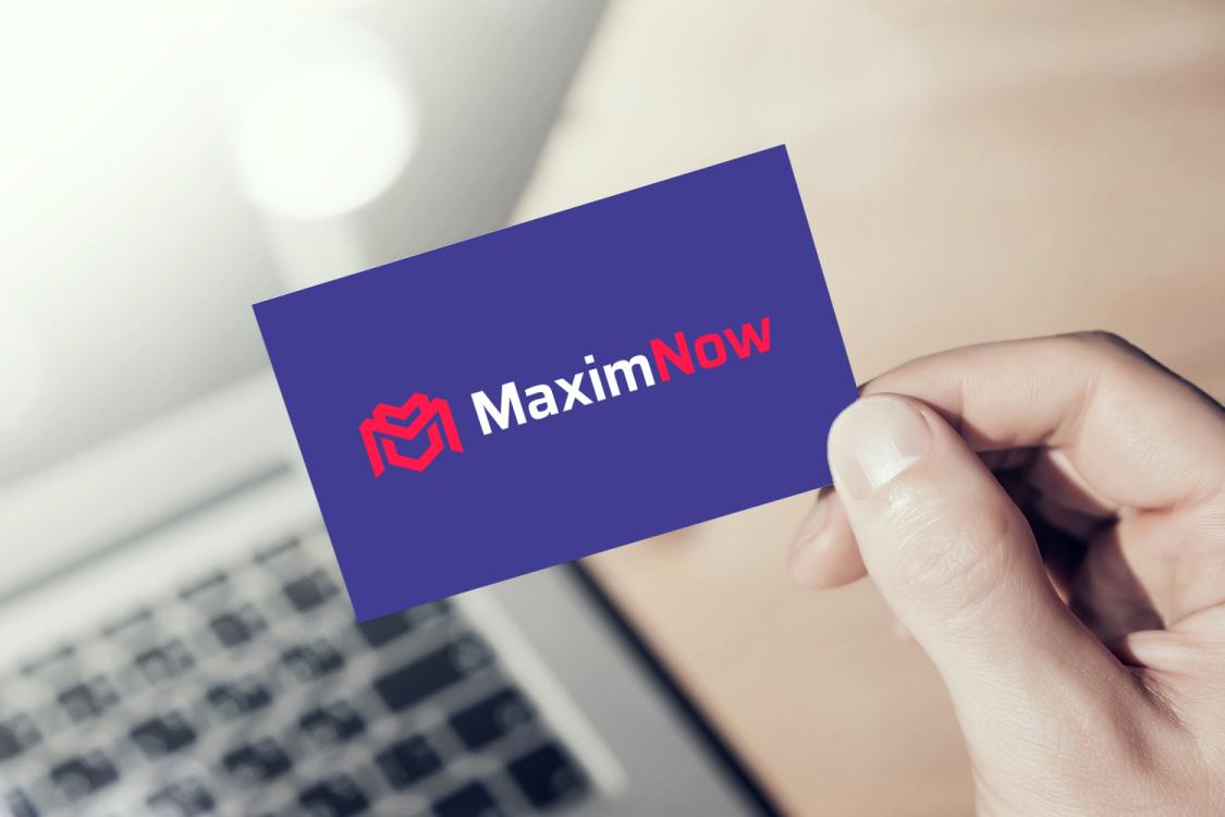 Sample branding #1 for Maximnow