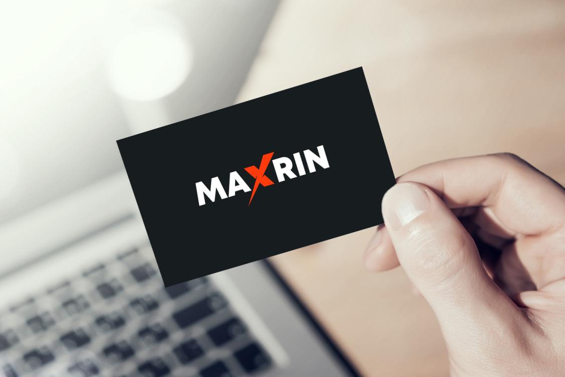 Sample branding #1 for Maxrin