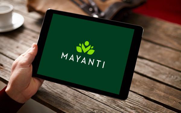 Sample branding #1 for Mayanti