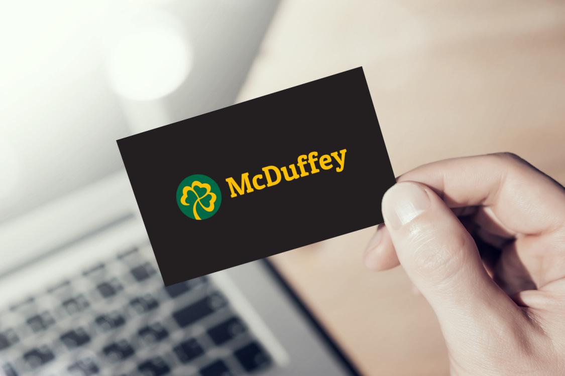 Sample branding #2 for Mcduffey