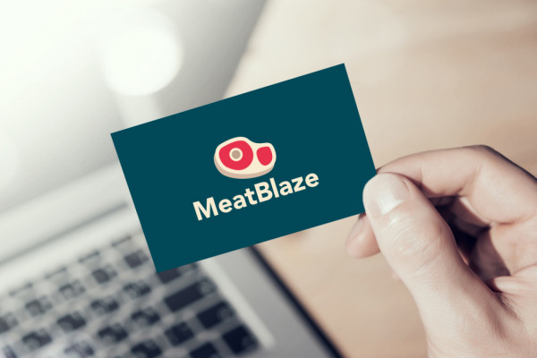 Sample branding #1 for Meatblaze