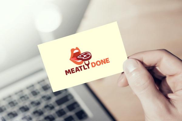 Sample branding #1 for Meatlydone