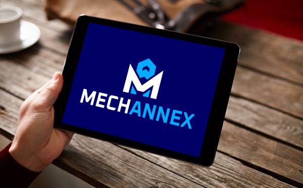 Sample branding #1 for Mechannex