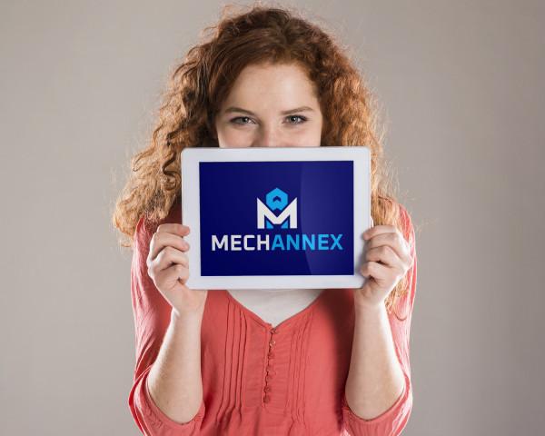 Sample branding #2 for Mechannex