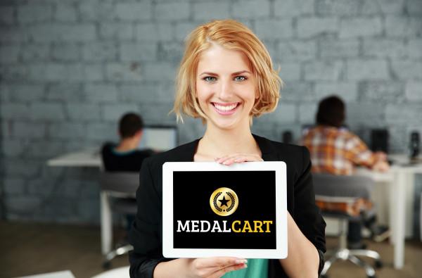Sample branding #3 for Medalcart