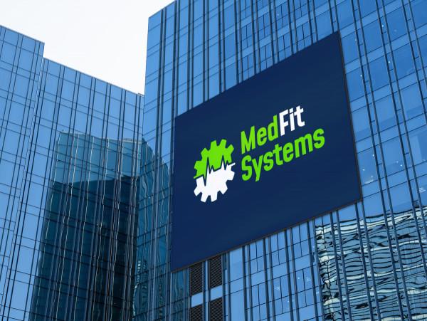 Sample branding #2 for Medfitsystems