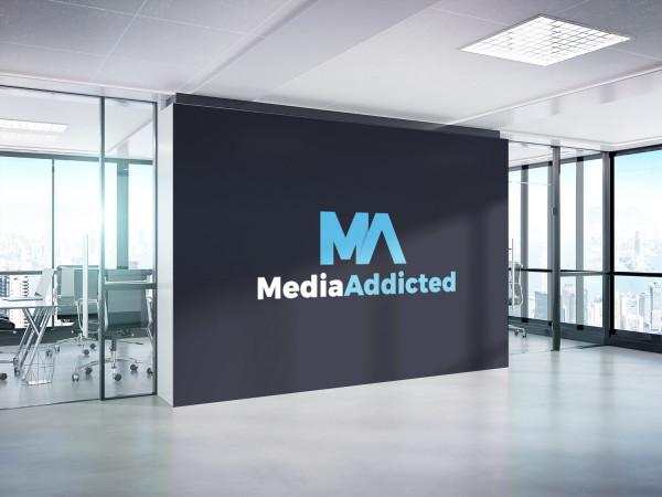 Sample branding #2 for Mediaaddicted