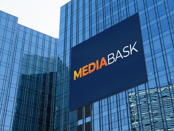 Sample branding #2 for Mediabask