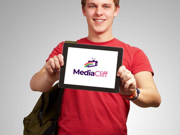 Sample branding #1 for Mediacliff
