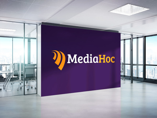 Sample branding #1 for Mediahoc