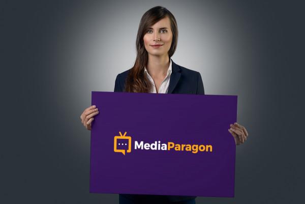 Sample branding #3 for Mediaparagon
